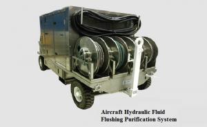 Aircraft Fluid Servicing/Flushing Units