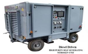Aircraft High Purity Gas Generation Systems