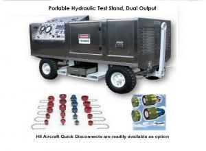 Aircraft Hydraulic Power Supplies and Carts