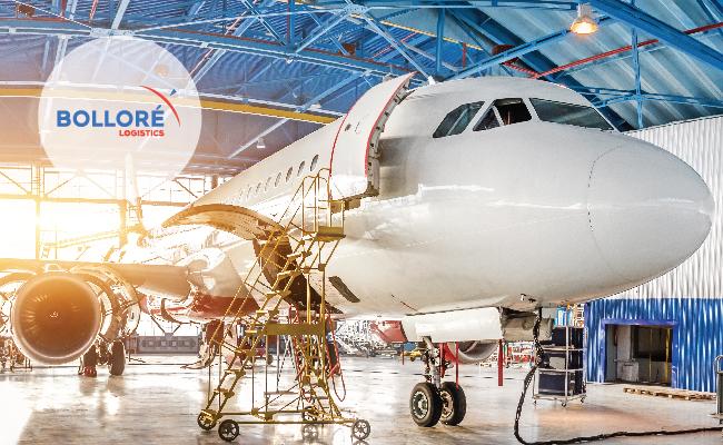 Bolloré Logistics, expert in aerospace logistics | Aviation