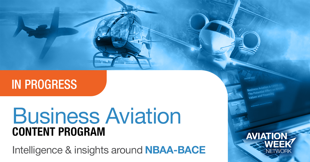 Business Aviation Content Program