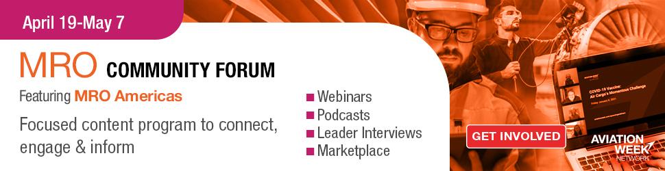 MRO Community Forum
