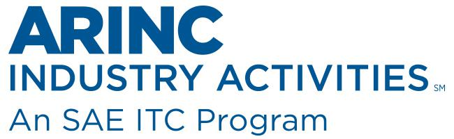 ARINC Industry Activities An SAE ITC Program