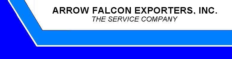 Arrow Falcon Exporters, Inc.