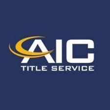 AIC Title Service, LLC