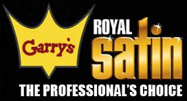 Garry's Royal Satin