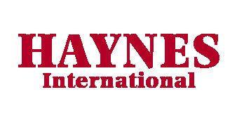 Haynes International, Inc.
