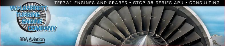 W. H. Barrett Turbine Engine Co.