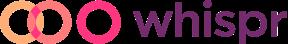 Whispr logo