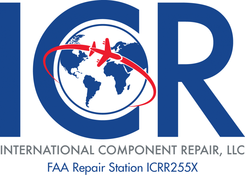 International Component Repair logo