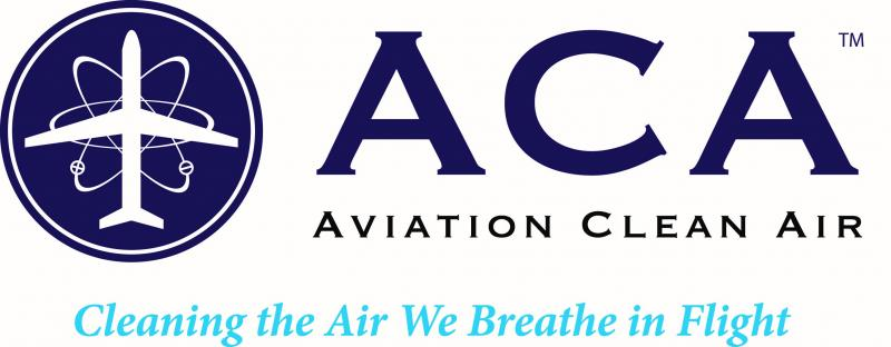 Aviation Clean Air logo