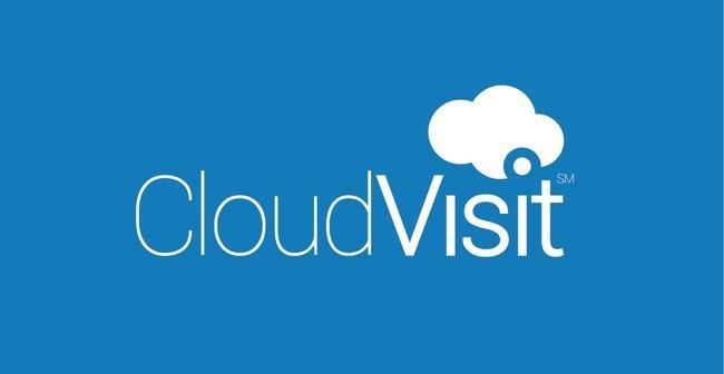 CloudVisit logo