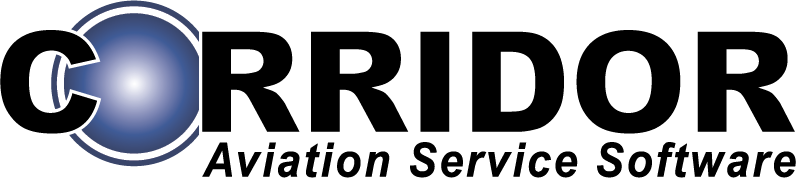CORRIDOR Aviation Service Software logo