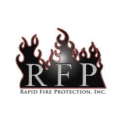 Rapid Fire Protection logo
