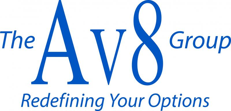 AV8 Group logo