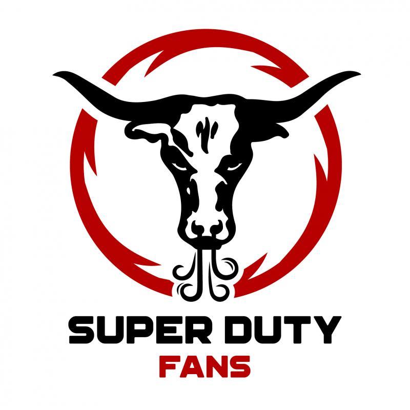 Super Duty Fans logo