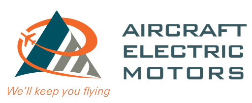 Aircraft Electric Motors, Inc. logo
