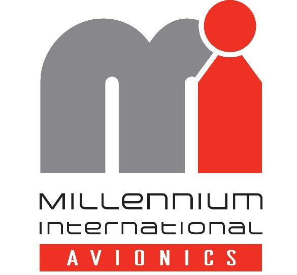 Millennium International Avionics logo