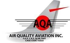 Air Quality Aviation logo