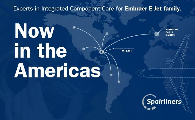 E-Jet Component Care in the Americas