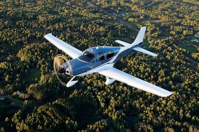 SKYscapes® General Aviation (GA) Basecoat – High Gloss Finish Delivers Maximum Appearance and Productivity