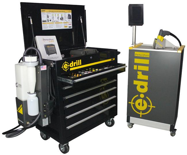 Perfect Point Introduces E-Drill Pro System