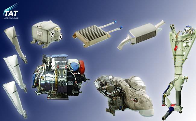 A global supplier of OEM & MRO solutions