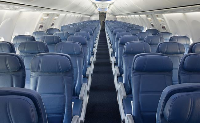 Repair Crew and Passengers Seats