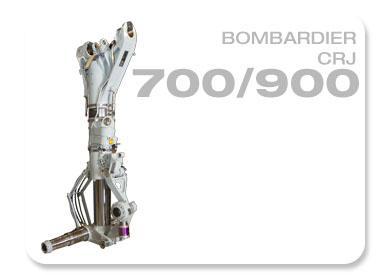 Inspection, Overhaul, Repair & Exchanges- CRJ 700/900