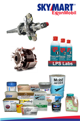 MRO Support - Parts, Fluids & Chemicals