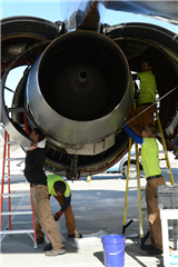 Worldwide Aircraft Disassembly, Part-out and Recycling