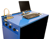 Compressed Gas Cylinder Testing Equipment