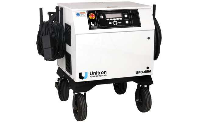Unitron UFC-45M 45 kVA Ground Power Unit