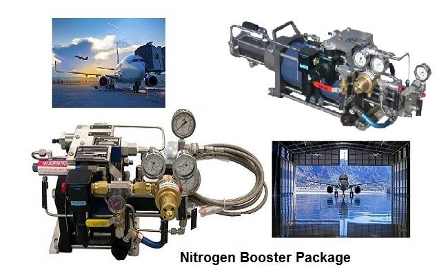 Liquid and Gas Boosters and Pumps