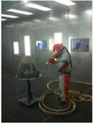 Aerospace Coating Removal Technology