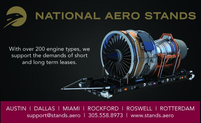 The World Leader in Engine Stand Leasing