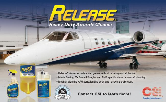 Release® Heavy Duty All Surface Aircraft Cleaner