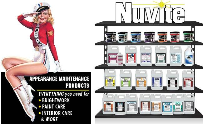 Appearance Maintenance Chemicals
