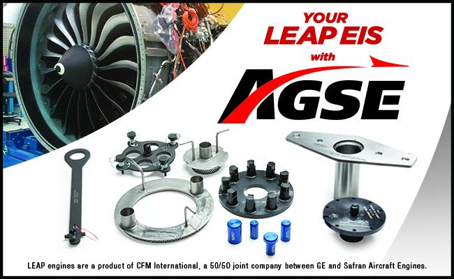 AGSE - Your GE & CFM Authorized GSE Supplier for GEnx, GE90, CF6, CMF56 and LEAP Tooling​