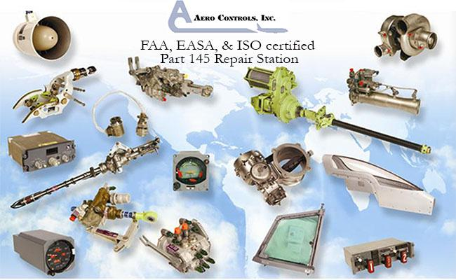 Specializing in overhaul repairs & component sales