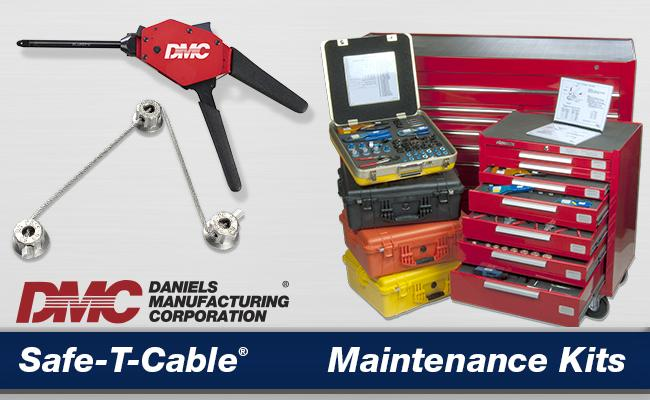 Crimp Tools, Wiring Kits, and Safe-T-Cable​