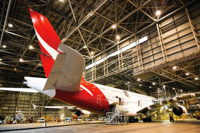 Qantas Engineering