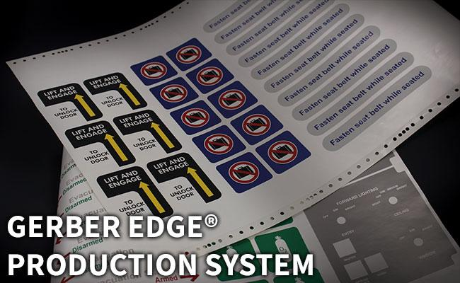 Get an EDGE over the competition | Aviation Products | Gerber Technology