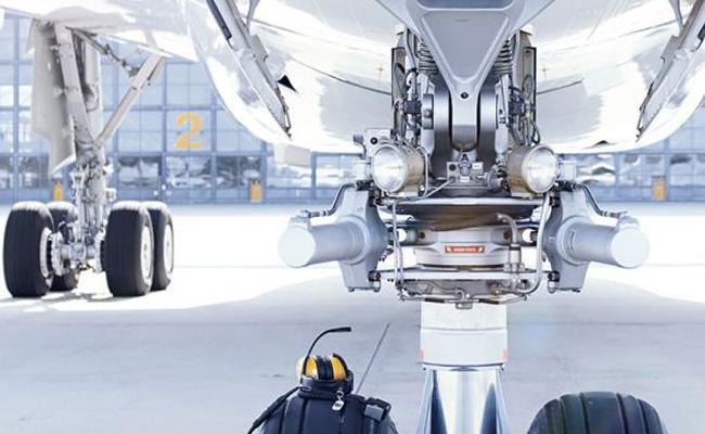 Lufthansa Technik Landing Gear Services