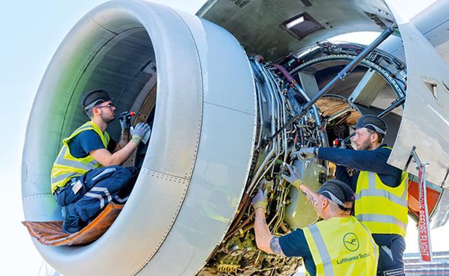 Lufthansa Technik Mobile Engine Services