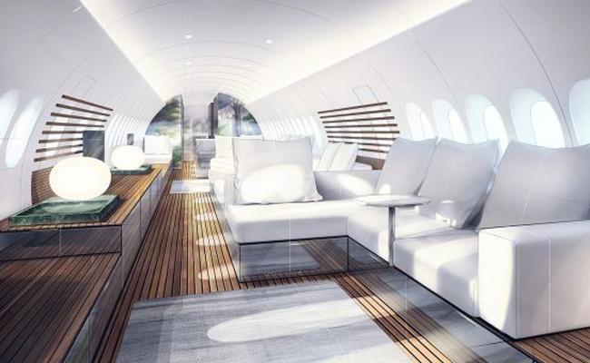 Lufthansa Technik VIP Services