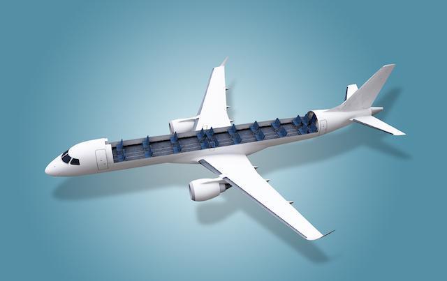 Embraer Passenger Cabin Cargo Solutions