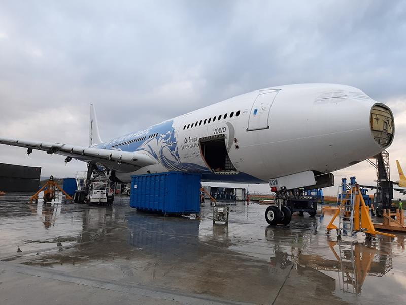 VAS Aero Services Teardowns