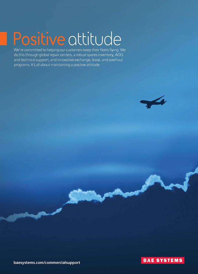 BAE Systems Positive Attitude