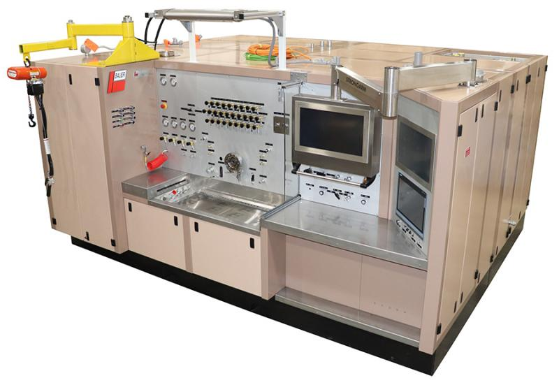 Bauer Aircraft Component Test Equipment